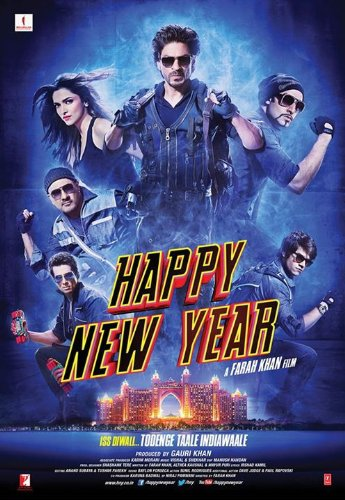 Happy New Year - All Songs Lyrics