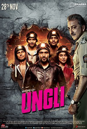 Ungli - All Songs Lyrics