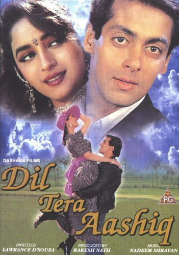 Dil Tera Aashiq - All Songs Lyrics