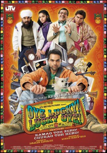 Oye Lucky Lucky Oye - All Songs Lyrics