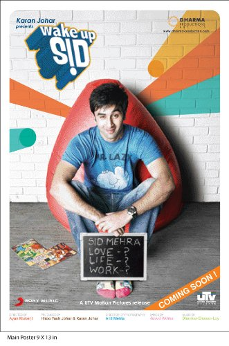 Wake Up Sid - All Songs Lyrics