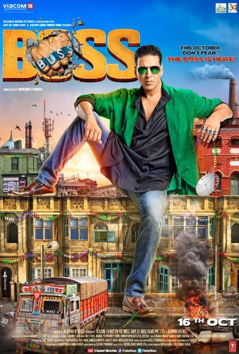 Boss - All Songs Lyrics