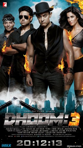Dhoom 3 - All Songs Lyrics