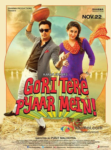 Gori Tere Pyaar Mein - All Songs Lyrics