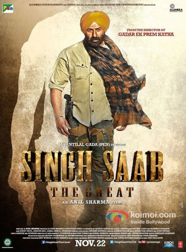 Singh Saab The Great - All Songs Lyrics
