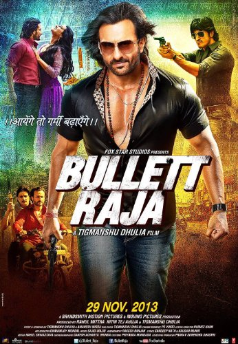 Bullett Raja - All Songs Lyrics