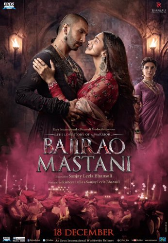 Bajirao Mastani - All Songs Lyrics