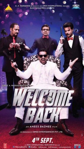 Welcome Back - All Songs Lyrics