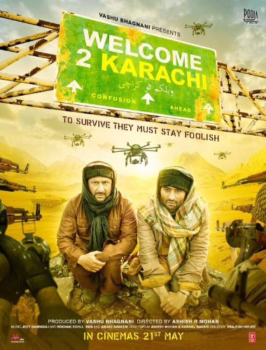 Welcome To Karachi - All Songs Lyrics
