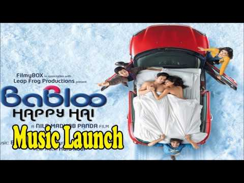 Babloo Happy Hai - Title Song Lyrics - Babloo Happy Hai