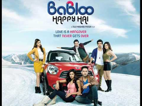 Bade Bade Akshar Me Hai Lyrics - Babloo Happy Hai