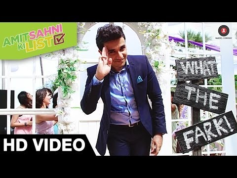 What The Furk Lyrics - Amit Sahni Ki List