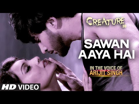 Saawan Aaya Hai Lyrics - Creature 3D