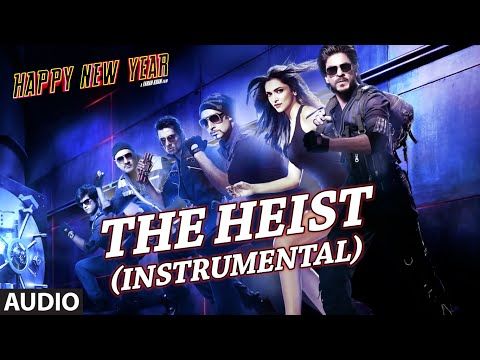 The Heist (Instrumental) Lyrics - Happy New Year