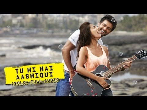 Tu Hi Hai Aashiqui (Solo) Lyrics - Dishkiyaoon