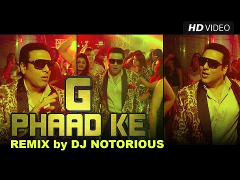 Nachcho Saare G Phaad Ke - Remix Lyrics - Happy Ending