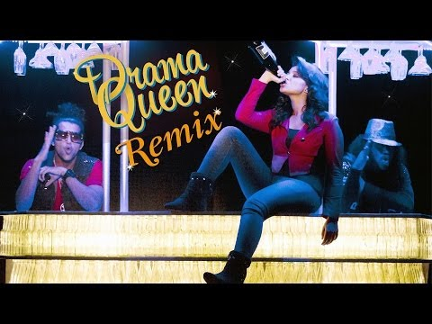 Dramaa Queen (Remix) Lyrics - Hasee Toh Phasee