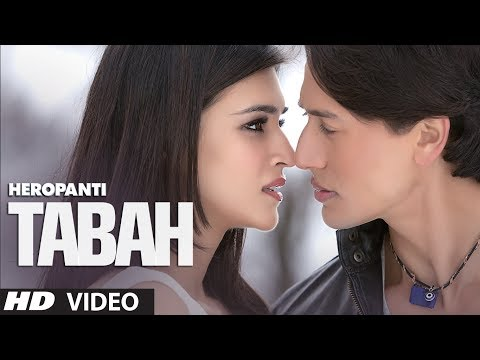 Tabah Lyrics - Heropanti