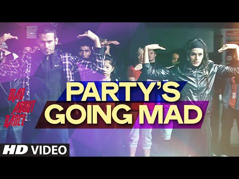 Party Lyrics - Mad About Dance