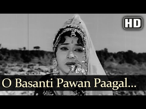 O Basantee Pawan Pagal Na Ja Re Lyrics - Jis Desh Men Ganga Behti Hai