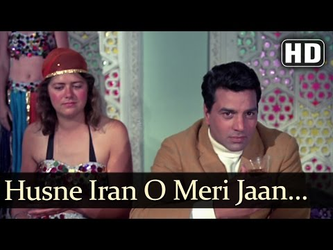 Husne Iran O Meri Jaan Tujhpe Nisaar Lyrics - International Crook