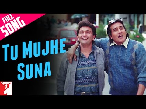 Tu Mujhe Sunaa Main Tujhe Sunaoo Lyrics - Chandni