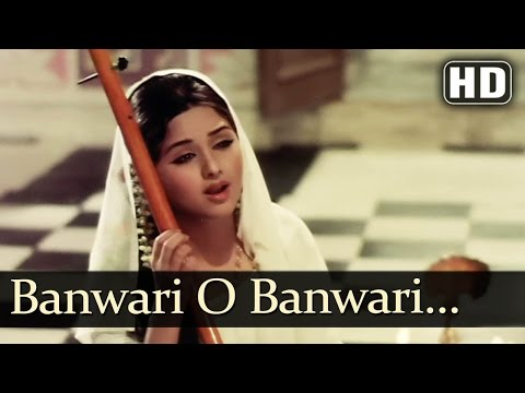 Banwari O Banwari Meri Bari Re Kahe Ko Lyrics - Chingari