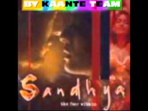 Maar Gayo Re, Mari Main Sharam Ke Lyrics - Sandhya