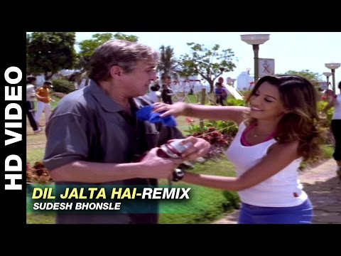 Dil Jalta Hai - Remix Lyrics