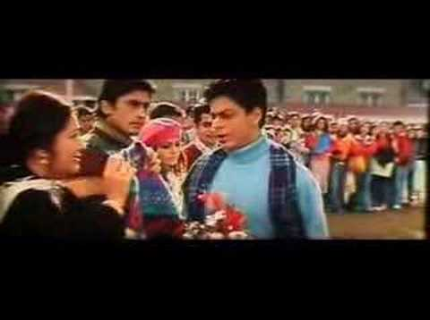 Main Hoon Na (sad) Lyrics