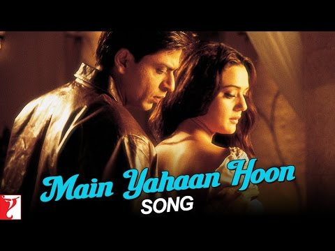 Main Yahaan Hoon Lyrics