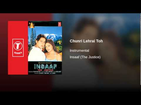 Chunaree Lehrayee Toh (Instrumental) Lyrics