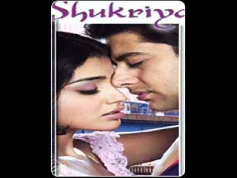 Shukriya Theme Lyrics