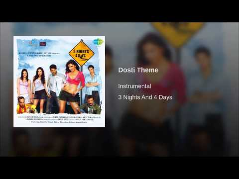Dosti Theme Lyrics