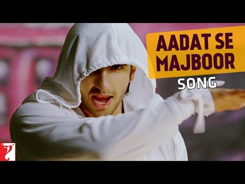 Aadat Se Majboor Lyrics