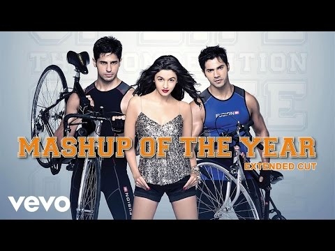 Mashup Of The Year Lyrics - Student Of The Year