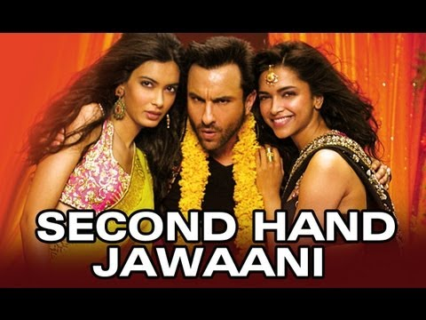 Second Hand Jawani Lyrics - Cocktail