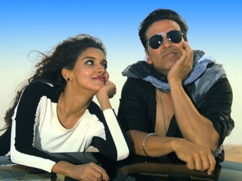 Party Sharty Karenge (Long Drive) Lyrics - Khiladi 786