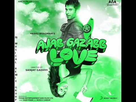 Sun Soniye (Remix) Lyrics - Ajab Gazabb Love