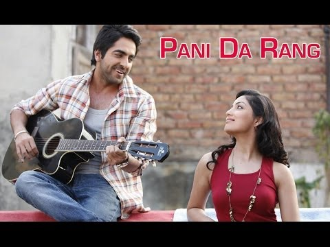Pani Da Rang (Male Version) Lyrics