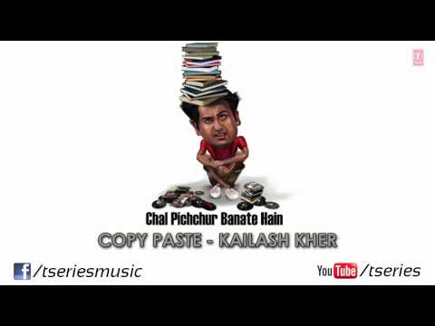 Sab Copy Paste Hai Lyrics - Chal Pichchur Banate Hain
