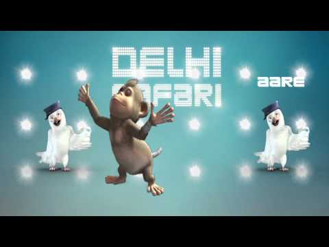 Jangle Me Mangal Lyrics - Delhi Safari