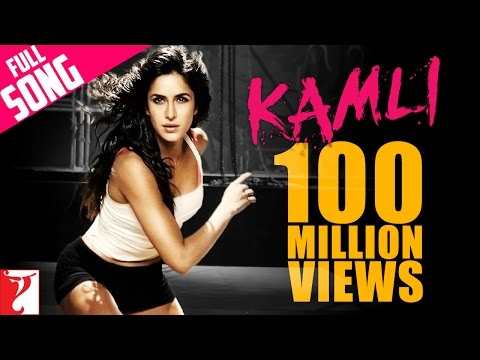 Ni Main Kamli Kamli Lyrics - Dhoom 3