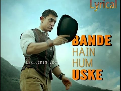 Bande Hain Hum Uske Lyrics - Dhoom 3