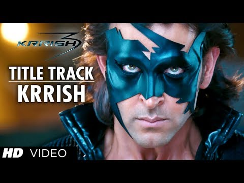 Krrish Krrish - Jab Jab Gehra (Title Song) Lyrics - Krrish 3