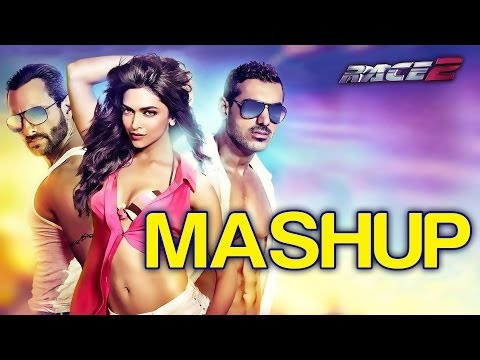 Race 2 (Mashup) Lyrics - Race 2