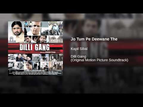 Jo Tum Pe Deewane The Lyrics