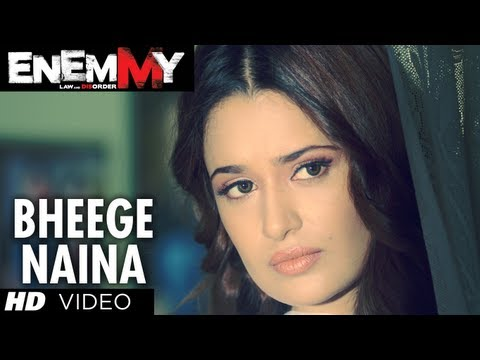 Bhige Naina Ye Mere Dekhe Ab Kya Lyrics - Enemmy - Law And Disorder