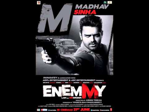 Enemmy Title (Hindi) Lyrics - Enemmy - Law And Disorder