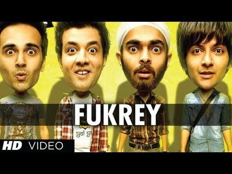 Fuk Fuk Fukrey (Title Song) Lyrics